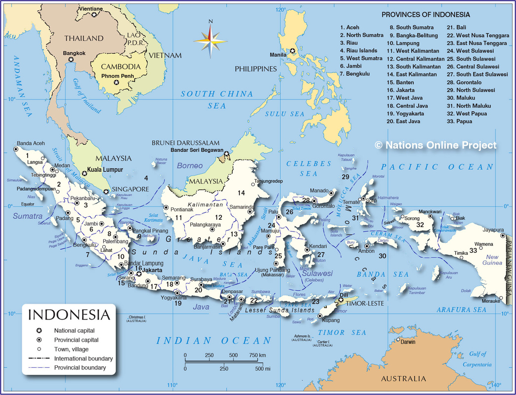 Bali geography bali information ausindo bali villas ausindo indonesia map gumiabroncs Images