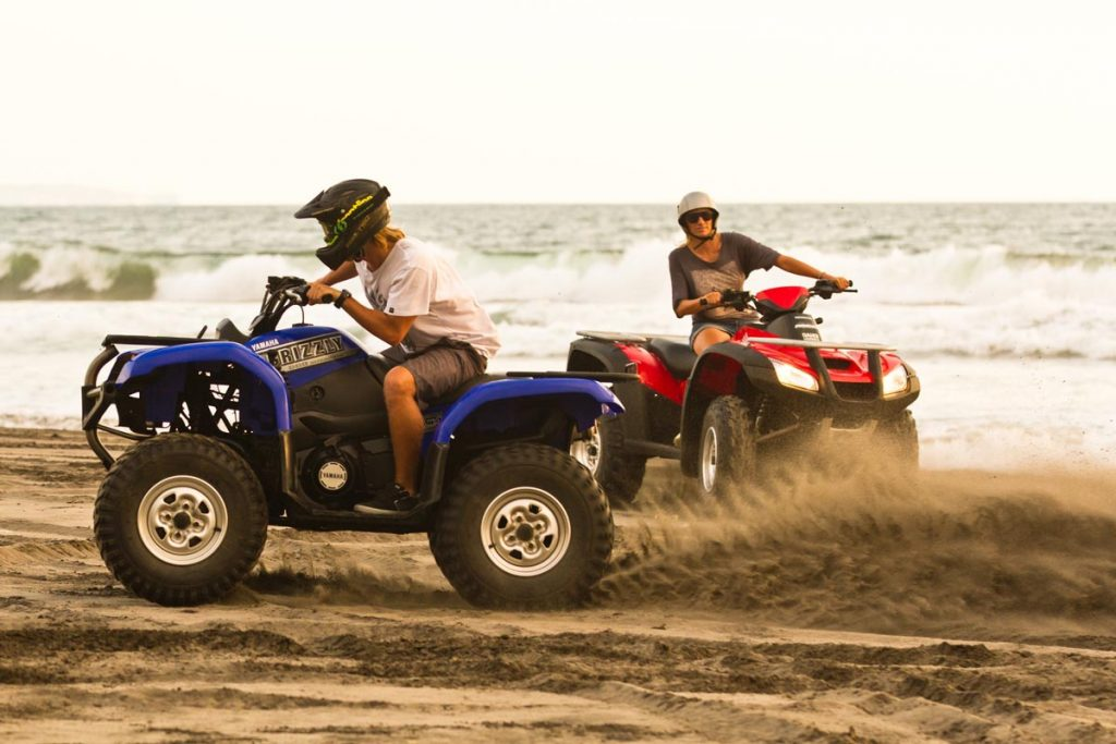 Bali ATV Ride from $55 AUD