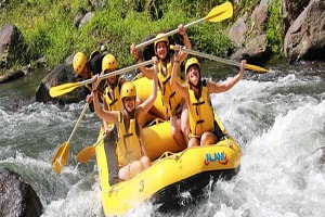 Bali Rafting from $30 AUD