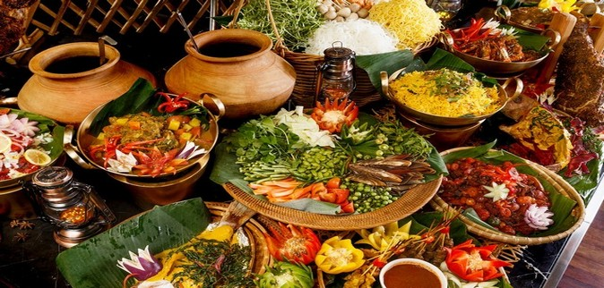 Bali Catering Indonesian Buffet