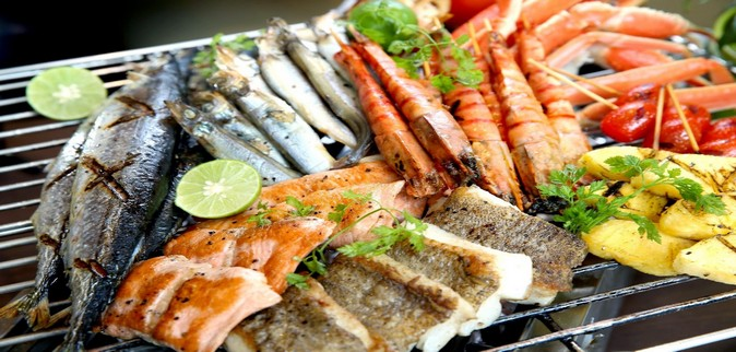 Bali Catering Seafood BBQ